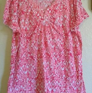 JMS COTTON BABY DOLL TOP